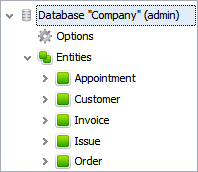 Create Business Objects in CentriQS