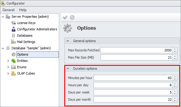 estimate task duration options